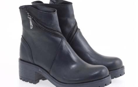 Moda scarpe autunno-inverno: tronchetti mania