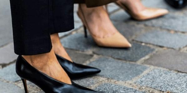 Scarpe con scollo a V: must have per la primavera 2017
