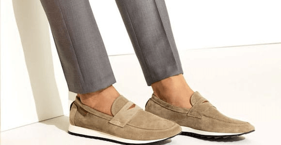 Scarpe e bermuda: tendenze scarpe uomo per l'estate 2016