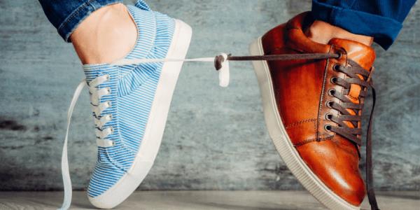 Scarpe per uomo: le regole