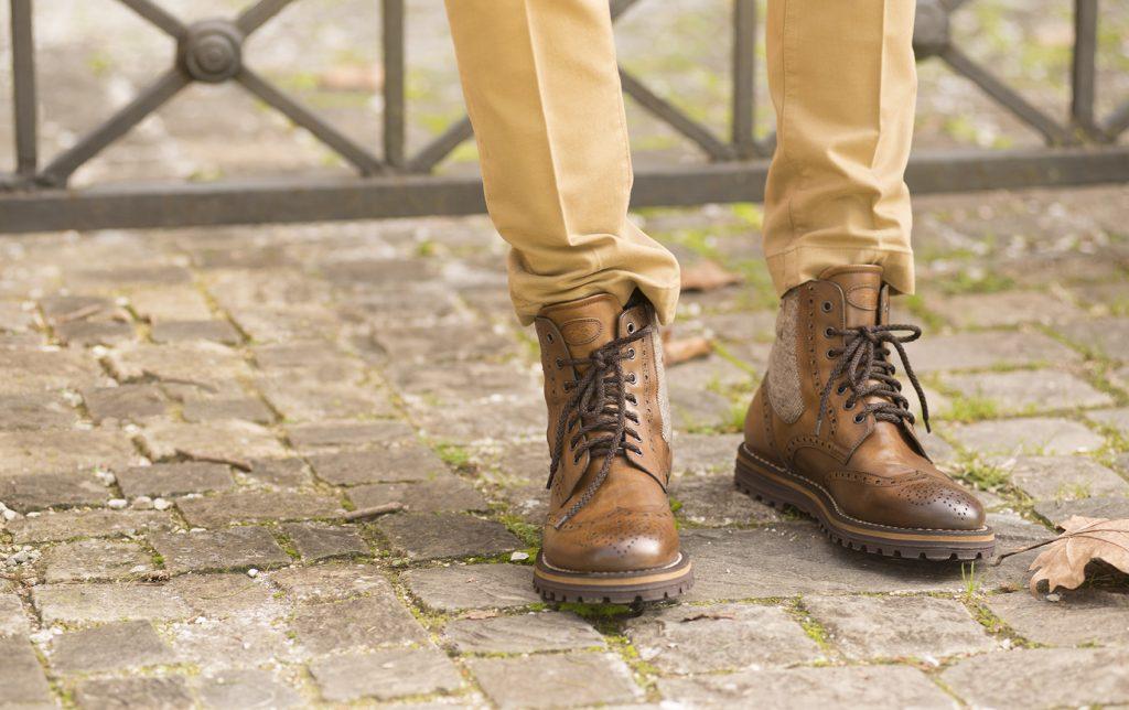 scarpe invernali uomo