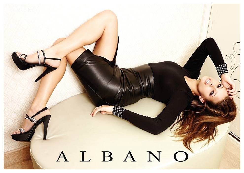 scarpe albano donna
